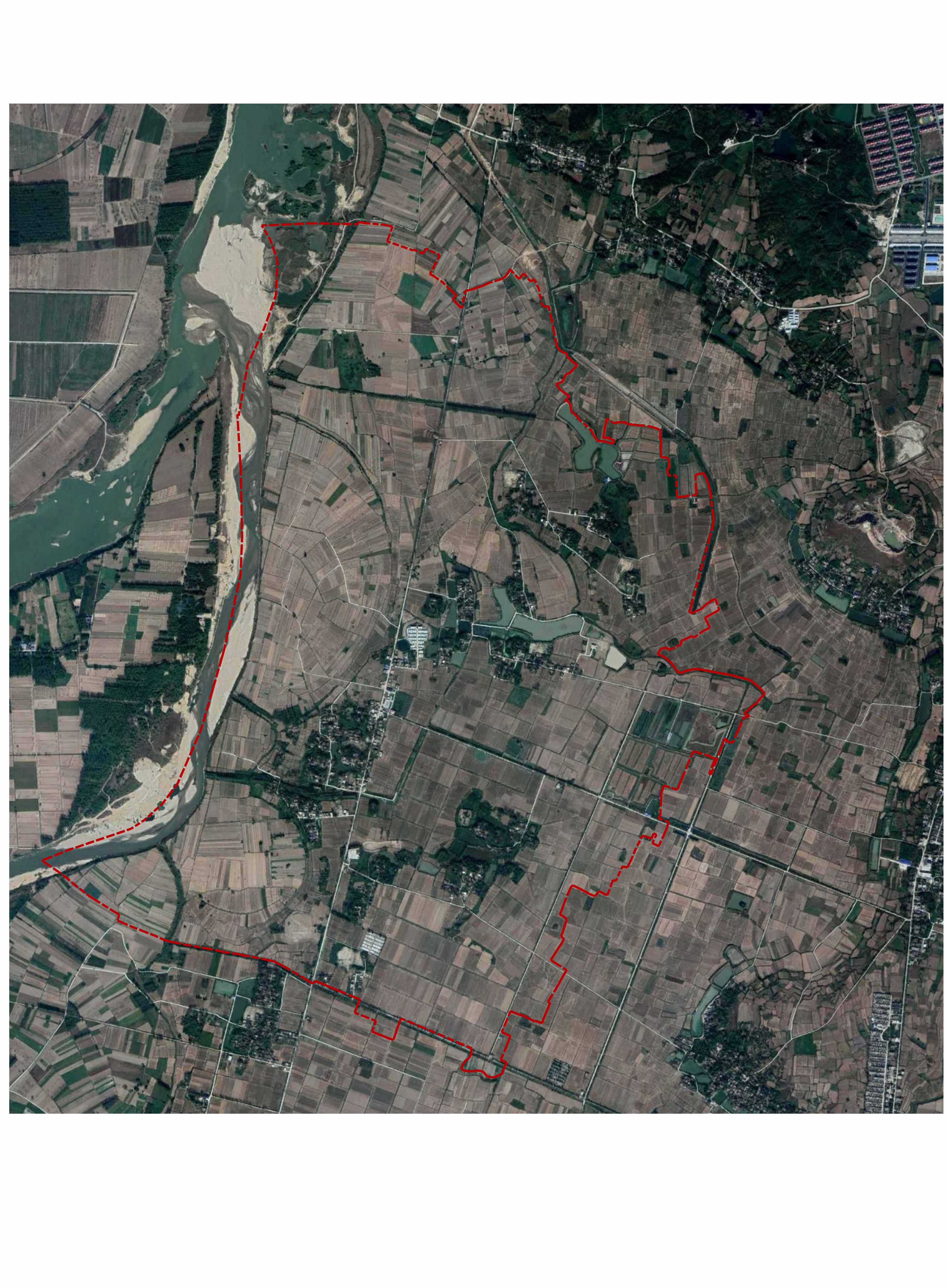 卫星现状图